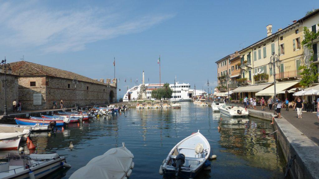 Venedig lässt grüssen ....